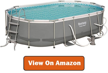 Best Above Ground Pool for Small Family