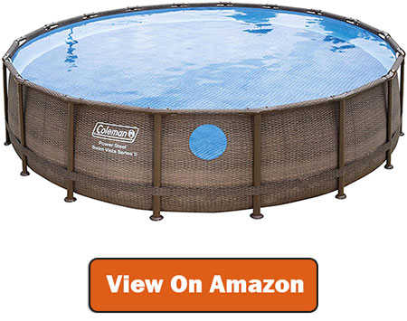 Coleman Above Ground Pool