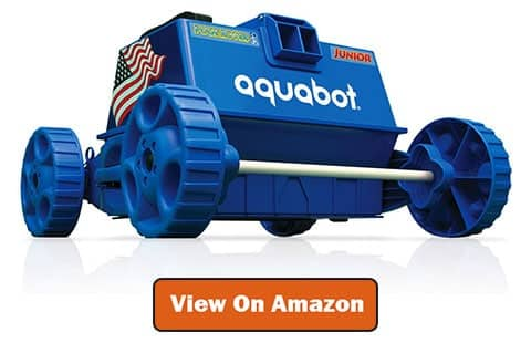 Aquabot Robotic Above Ground Pool Cleaner