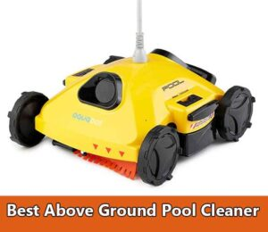 Best Robotic Above Ground Pool Cleaners