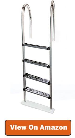 Blue Wave Steel Pool Ladder