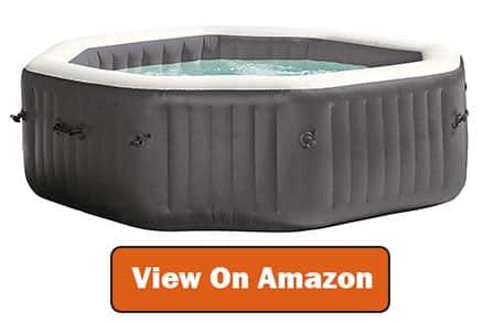Intex PureSpa Octagonal Hot Tub