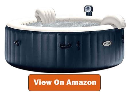 Intex PureSpa 6 Person Hot Tub