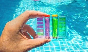 Pool Chemical Treatment