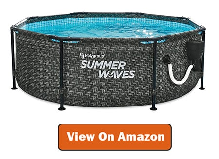 Best Small Size Summer Waves Pool