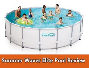 Summer Waves Elite Pool Reviews