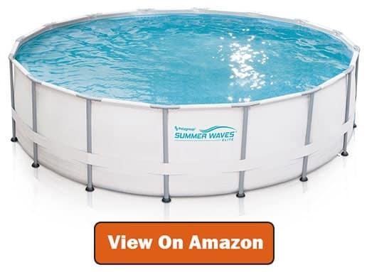 Summer Waves Elite Swimming Pool