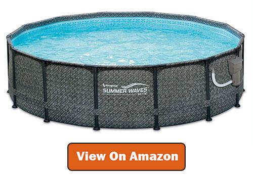 Best Summer Waves Pool