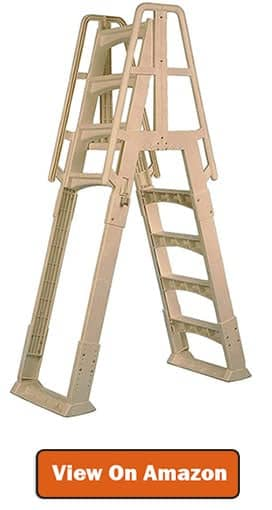 Best Adjustable Height Pool Ladder